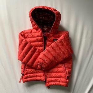 Patagonia kids down sweater hoody jacket